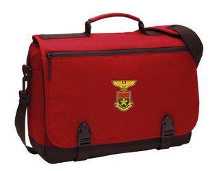 Alpha Eta Rho Messenger Briefcase