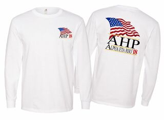Alpha Eta Rho Patriot Limited Edition Tee