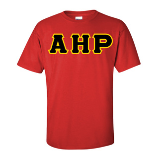 Alpha Eta Rho Lettered T-Shirt