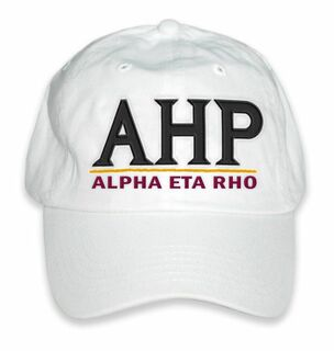 Alpha Eta Rho World Famous Line Hat