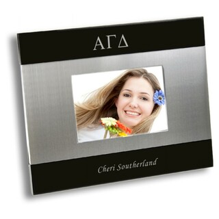 Alpha Gamma Delta Brush Frame