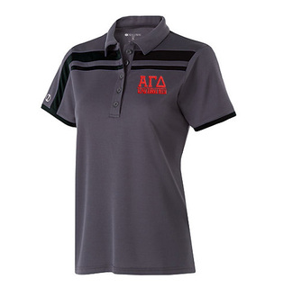 Alpha Gamma Delta Charge Polo