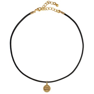Alpha Gamma Delta Choker Necklace