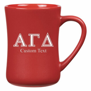 Alpha Gamma Delta Coffee House Mug