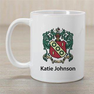 Alpha Gamma Delta Crest Coffee Mug - Personalized!