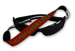 Alpha Gamma Delta Croakies