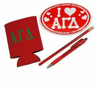 Alpha Gamma Delta Discount Kit