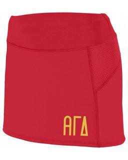 Alpha Gamma Delta Ladies' Femfit Skort