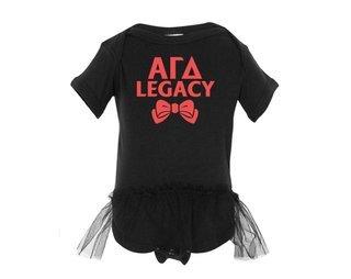 Alpha Gamma Delta Legacy Tutu