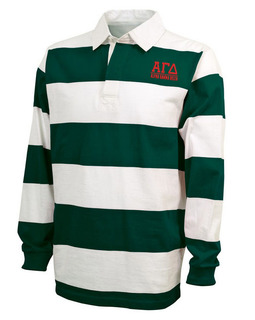 Alpha Gamma Delta Lettered Rugby