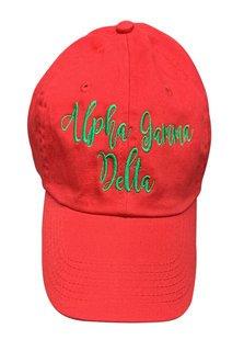 Alpha Gamma Delta Magnolia Skies Ball Cap