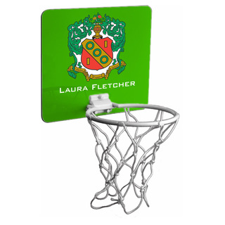 Alpha Gamma Delta Mini Basketball Hoop