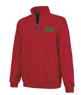 Alpha Gamma Delta Custom Fashion Pullover