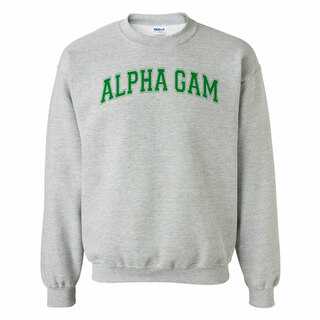 Alpha Gamma Delta Nickname College Crew