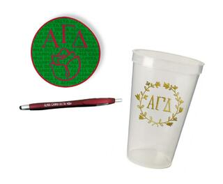 Alpha Gamma Delta Sorority Medium Pack $7.50