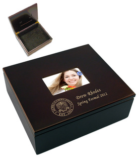 Alpha Gamma Delta Treasure Box
