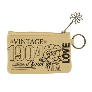 Alpha Gamma Delta Vintage Coin Purse  - CLOSEOUT
