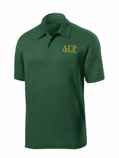 Alpha Gamma Rho- $25 World Famous Greek Contender Polo