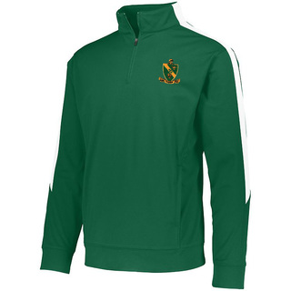DISCOUNT-Alpha Gamma Rho-  World Famous Greek Crest - Shield Medalist Pullover