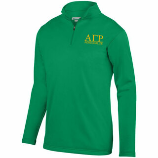 Alpha Gamma Rho- $39.99 World Famous Wicking Fleece Pullover