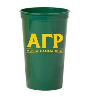 CLOSEOUT - Alpha Gamma Rho  Big Classic Line Stadium Cup