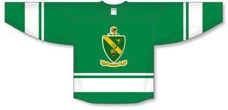 Alpha Gamma Rho League Hockey Jersey