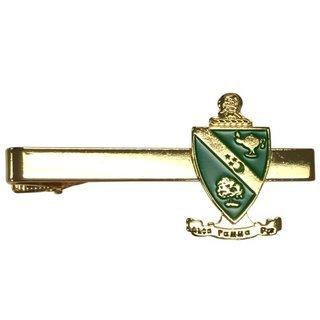 Alpha Gamma Rho Color Crest - Shield Tie Clips