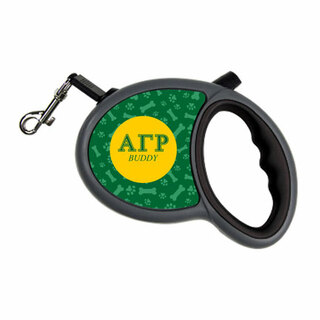 Alpha Gamma Rho Dog Leash