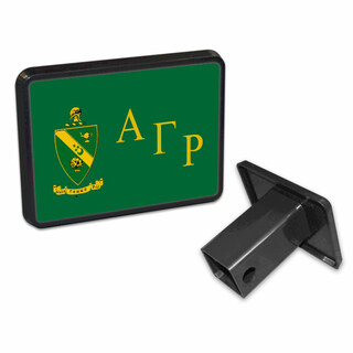 Alpha Gamma Rho Flag Trailer Hitch Cover