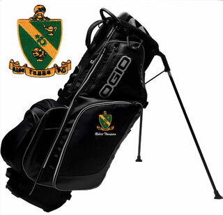 Alpha Gamma Rho Golf Bags