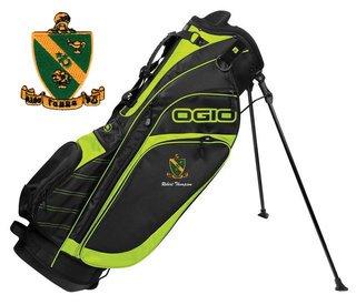 Alpha Gamma Rho Golf Bags