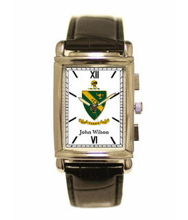 Alpha Gamma Rho Greek Classic Wristwatch