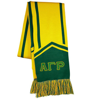 Alpha Gamma Rho Homecoming Scarf