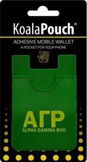 Alpha Gamma Rho Koala Pouch Phone Wallet