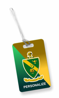 Alpha Gamma Rho Luggage Tag