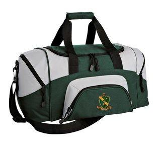 Alpha Gamma Rho Colorblock Duffel Bag