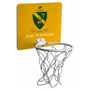 Alpha Gamma Rho Mini Basektball Hoop