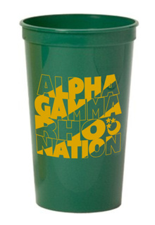 Alpha Gamma Rho Nations Stadium Cup - 10 for $10!