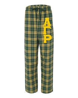 Alpha Gamma Rho Pajamas Flannel Pant