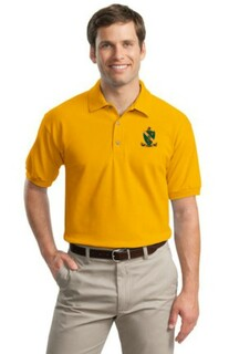 DISCOUNT-Alpha Gamma Rho Patch Polo