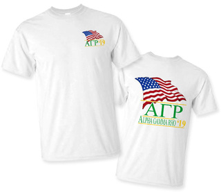 Alpha Gamma Rho Patriot Limited Edition Tee