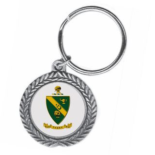 Alpha Gamma Rho Pewter Key Ring