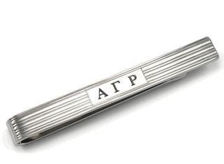Alpha Gamma Rho Tie Clip