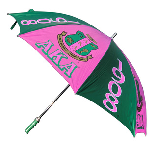 "Alpha Kappa Alpha 30"" Jumbo Umbrella"