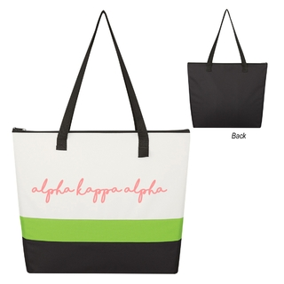 Alpha Kappa Alpha Affinity Tote Bag