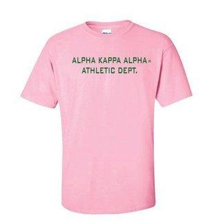 Alpha Kappa Alpha Ath.. Dept. Tee