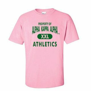 Alpha Kappa Alpha Athletics T-Shirts