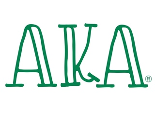 Alpha Kappa Alpha Carson Greek Sticker