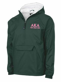 Alpha Kappa Alpha Classic Anorak