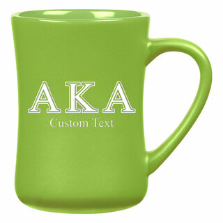 Alpha Kappa Alpha Coffee House Mug
